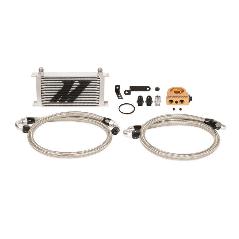 Zestaw chłodnica oleju MISHIMOTO Subaru WRX STI Thermostatic 2008+ - GRUBYGARAGE - Sklep Tuningowy